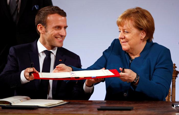 Τι σημαίνει για την Ευρώπη η Συνθήκη του Άαχεν που υπέγραψαν Μέρκελ-Μακρόν - εικόνα 9