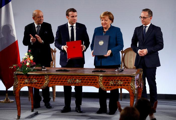 Τι σημαίνει για την Ευρώπη η Συνθήκη του Άαχεν που υπέγραψαν Μέρκελ-Μακρόν - εικόνα 10