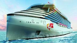 Οι πολυτελείς σουίτες του πρώτου κρουαζιερόπλοιου της Virgin