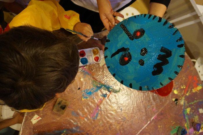 Μ. Κυκλαδικής Τέχνης: Σαββατοκύριακα Φεβρουαρίου, Σαββατοκύριακα παιδιών - εικόνα 2