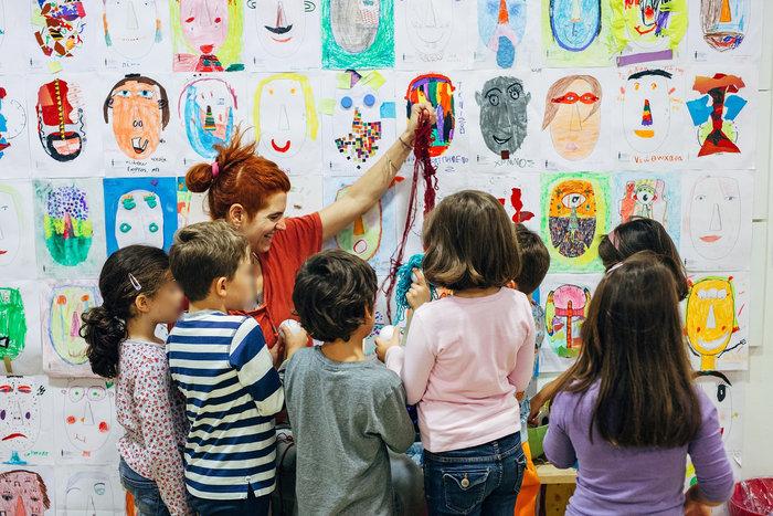 Μ. Κυκλαδικής Τέχνης: Σαββατοκύριακα Φεβρουαρίου, Σαββατοκύριακα παιδιών - εικόνα 3