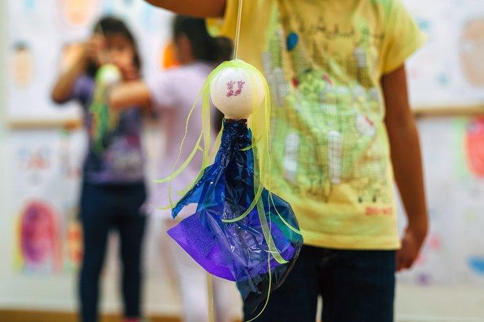Μ. Κυκλαδικής Τέχνης: Σαββατοκύριακα Φεβρουαρίου, Σαββατοκύριακα παιδιών - εικόνα 4