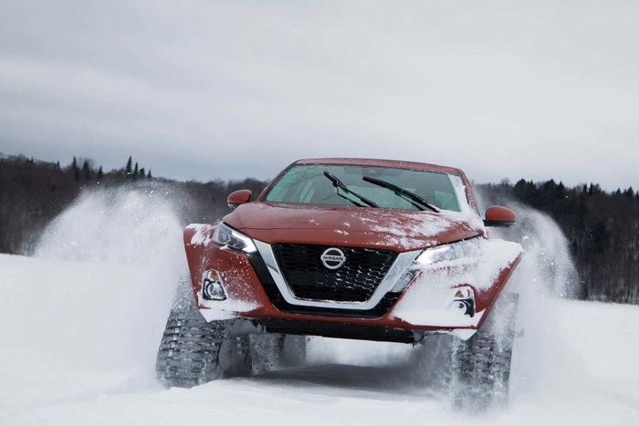Nissan Altima-te AWD: Γιατί σε κάποιες χώρες οι αλυσίδες απλά δεν επαρκούν