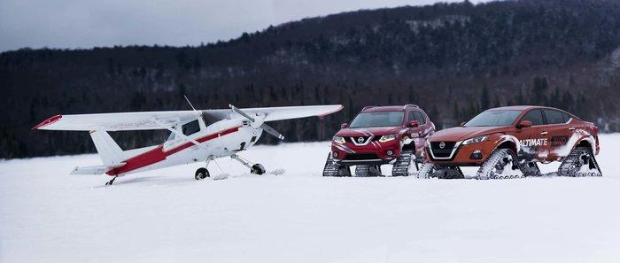Nissan Altima-te AWD: Γιατί σε κάποιες χώρες οι αλυσίδες απλά δεν επαρκούν - εικόνα 2