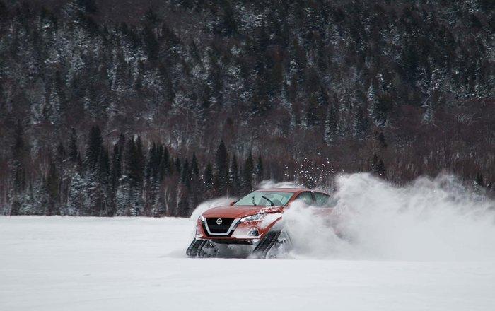 Nissan Altima-te AWD: Γιατί σε κάποιες χώρες οι αλυσίδες απλά δεν επαρκούν - εικόνα 3