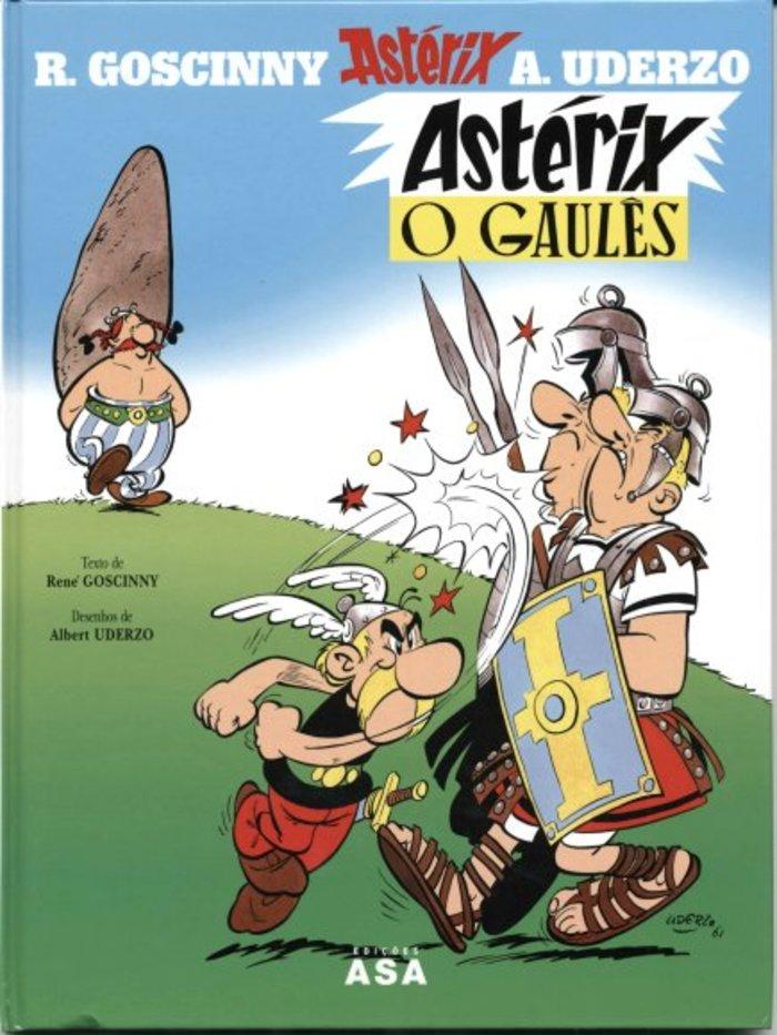 """""""Αστερίξ ο Γαλάτης"""": Το πρώτο τεύχος του διάσημου κόμικ επανεκδίδεται"""