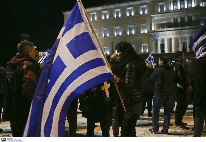 Προσαγωγές και συλλήψεις στην Αθήνα - Μολότοφ στη Θεσσαλονίκη - εικόνα 3