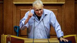 """Ζουράρις: """"Θα είμαι λιγότερο Μακεδόνας. Θα είμαι παρατσούκλι"""""""