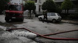 Διασώθηκαν εννέα άτομα που εγκλωβίστηκαν λόγω βροχής στη Μεσσηνία