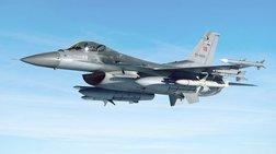 Δύο τουρκικά F-16 πάνω από το Καστελόριζο