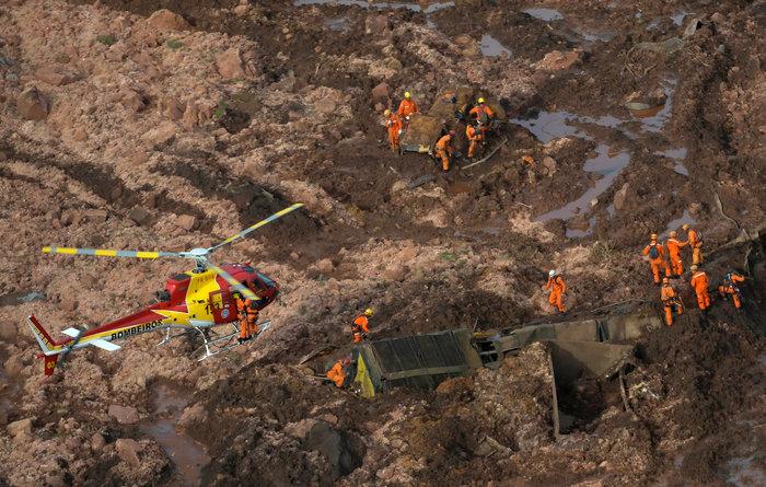 Tραγωδία στη Βραζιλία:150 αγνοούμενοι από κατάρρευση φράγματος [Εικόνες] - εικόνα 4