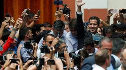Επι ξυρού ακμής η Βενεζουέλα: Πώς φτάσαμε στον νέο διχασμό