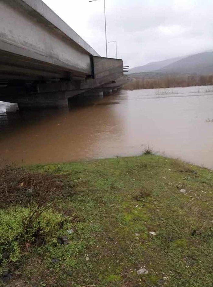 Πλημμύρες σε Ξάνθη και Ανατολική Μακεδονία λόγω κακοκαιρίας - εικόνα 2