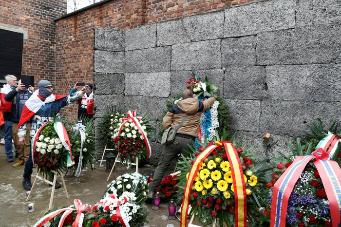 Ποτέ ξανά: Ημέρα μνήμης των θυμάτων του Ολοκαυτώματος - εικόνα 3