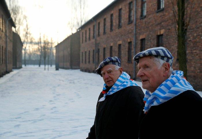 Ποτέ ξανά: Ημέρα μνήμης των θυμάτων του Ολοκαυτώματος - εικόνα 5