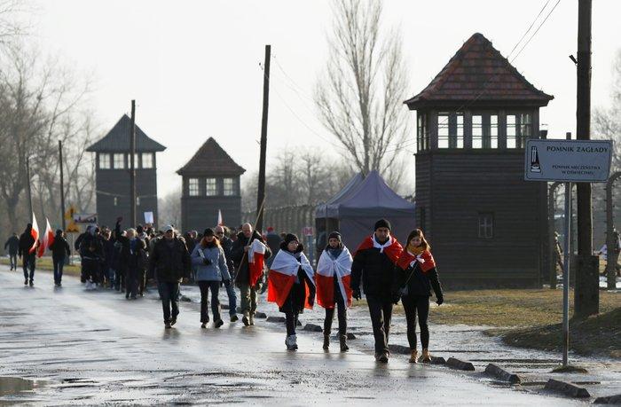 Ποτέ ξανά: Ημέρα μνήμης των θυμάτων του Ολοκαυτώματος - εικόνα 10