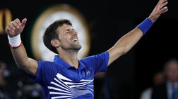 «Βασιλιάς» του Αυστραλιανού Open ο Νόβακ Τζόκοβιτς