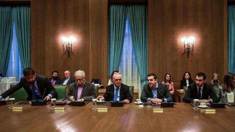 Συνεδριάζει το μεσημέρι το Υπουργικό Συμβούλιο  9c68ced6027