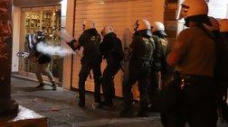 Μία σύλληψη στη διαδήλωση κατά των Πρεσπών στη Θεσσαλονίκη