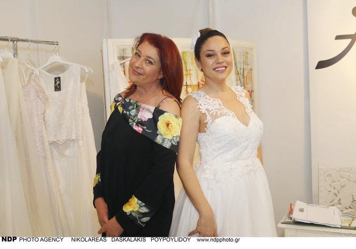 Σπυροπούλου - Αντωνοπούλου: Πώς τις ένωσε η σχεδιάστρια μαμά της Μπάγιας - εικόνα 2