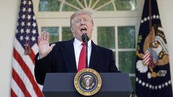 ΗΠΑ: Οι μισοί Αμερικανοί δεν εμπιστεύονται καθόλου τον Τραμπ