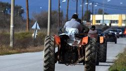 Στους δρόμους οι αγρότες-Mπλόκα από την Φλώρινα έως την Κρήτη [Εικόνες]