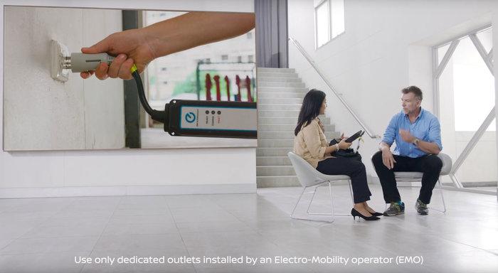 """""""Εκπαιδευτική Τηλεόραση για την ηλεκτροκίνηση» από τη Nissan"""