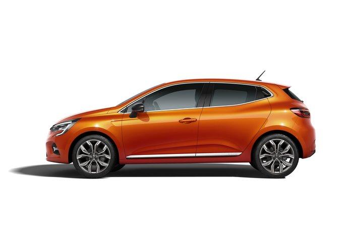 Αυτό είναι το νέο Renault Clio: Πρώτες επίσημες φωτογραφίες - εικόνα 2