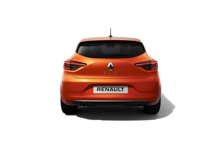Αυτό είναι το νέο Renault Clio: Πρώτες επίσημες φωτογραφίες - εικόνα 4