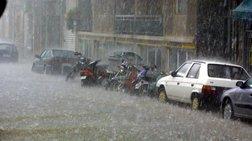 Bροχές και καταιγίδες σε όλη τη χώρα - έως τους 14 βαθμούς η θερμοκρασία