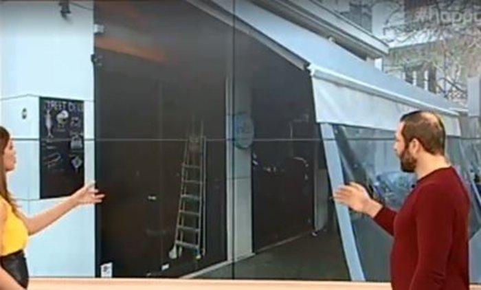 Λουκέτο στο σαντουϊτσάδικο του Πέτρου Κωστόπουλου; Εικόνες εγκατάλειψης - εικόνα 6