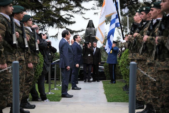 Τσίπρας: Η συμφωνία των Πρεσπών θα βοηθήσει για λύση στο Κυπριακό