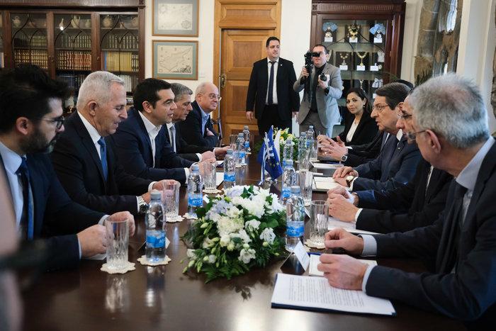 Τσίπρας: Η συμφωνία των Πρεσπών θα βοηθήσει για λύση στο Κυπριακό - εικόνα 2