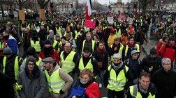 Γαλλία: Η «λευκή» πορεία των «κίτρινων γιλέκων»