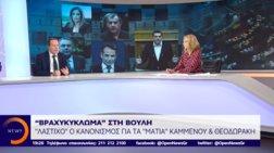 Μποτόπουλος: Θεσμικός προβληματισμός για την αλλαγή Κανονισμού της Βουλής