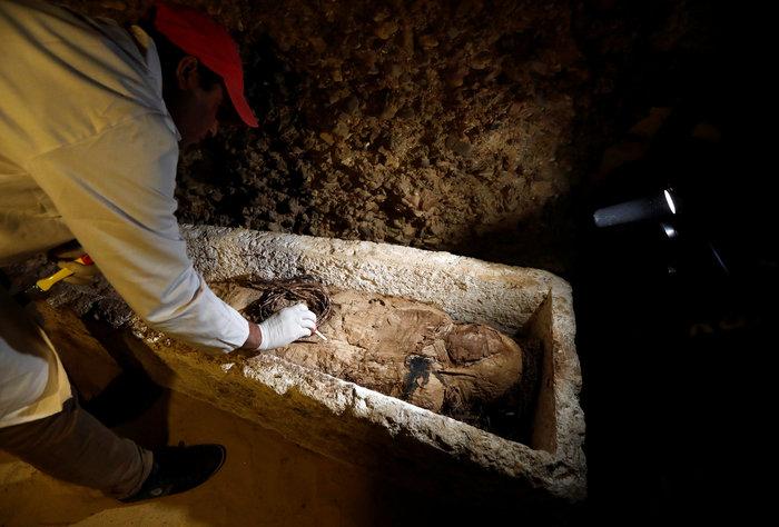 Μούμιες άνω των 2.000 ετών ανακαλύφθηκαν στην Αίγυπτο [φωτό] - εικόνα 2