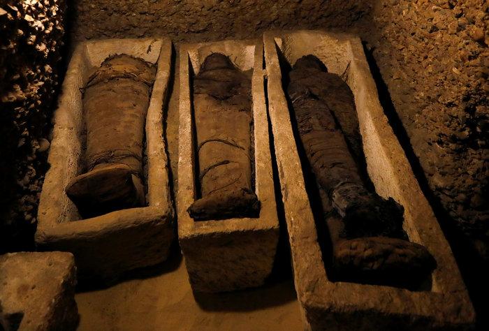 Μούμιες άνω των 2.000 ετών ανακαλύφθηκαν στην Αίγυπτο [φωτό] - εικόνα 5