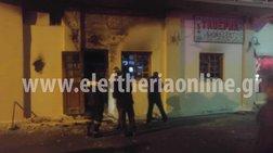 Τρεις γυναίκες νεκρές από έκρηξη σε ταβέρνα στην Καλαμάτα
