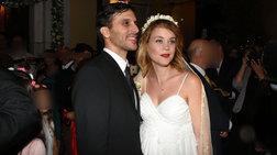 Λ. Παπαληγούρα:Τη νύχτα πριν από το γάμο μας με τον Άκη δεν κλείσαμε μάτι!