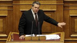 Καμμένος: Χαρίζω στον Τσίπρα τον Κουίκ αλλά η έδρα είναι των ΑΝΕΛ