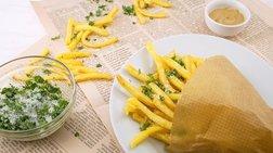 Νέα έρευνα: Τα τηγανητά... βλάπτουν σοβαρά την υγεία