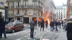 Τουλάχιστον οκτώ νεκροί από φωτιά σε πολυκατοικία στο Παρίσι