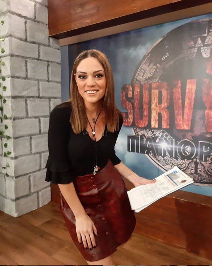 Παπαδάκης για Μπάγια: Σχολίασε on air το γεγονός ότι πήρε δική της εκπομπή
