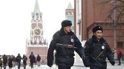 Μπαράζ απειλών στη Ρωσία: 50.000 απομακρύνθηκαν από δημόσιους χώρους