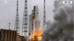 Με απόλυτη επιτυχία η εκτόξευση του Hellas Sat 4