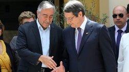 Κύπρος: Συνάντηση Αναστασιάδη - Ακιντζί μέσα στον Φεβρουάριο