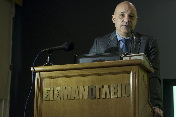 Δημήτρης Αφεντούλης, Γραμματέας Εκτελεστικού Συμβουλίου του Κοινωφελούς Ιδρύματος Ιωάννη Σ. Λάτση
