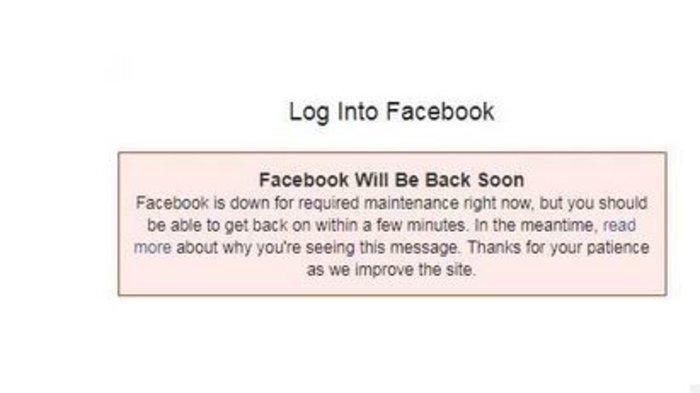 «Έπεσε» το Facebook - Προβλήματα σε όλο τον πλανήτη