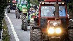 Αγροτικά μπλόκα σε όλη τη χώρα-κλιμακώνονται οι κινητοποιήσεις