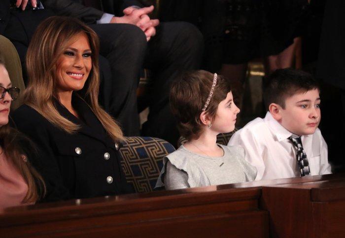 Χαμός για τον 11χρονο Τζόσουα που αποκοιμήθηκε στην ομιλία Τραμπ - εικόνα 2